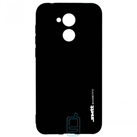 Чехол силиконовый SMTT Huawei Honor 6A черный, фото 2
