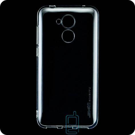 Чехол силиконовый SMTT Huawei Honor 6A прозрачный, фото 2