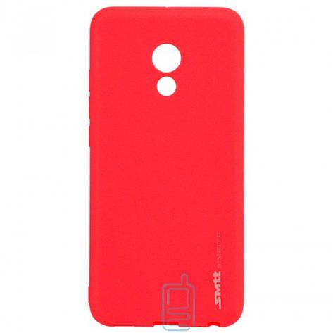 Чехол силиконовый SMTT Meizu Pro 6. Pro 6S красный, фото 2