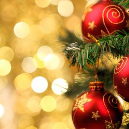 Новогодние товары, праздничный декор