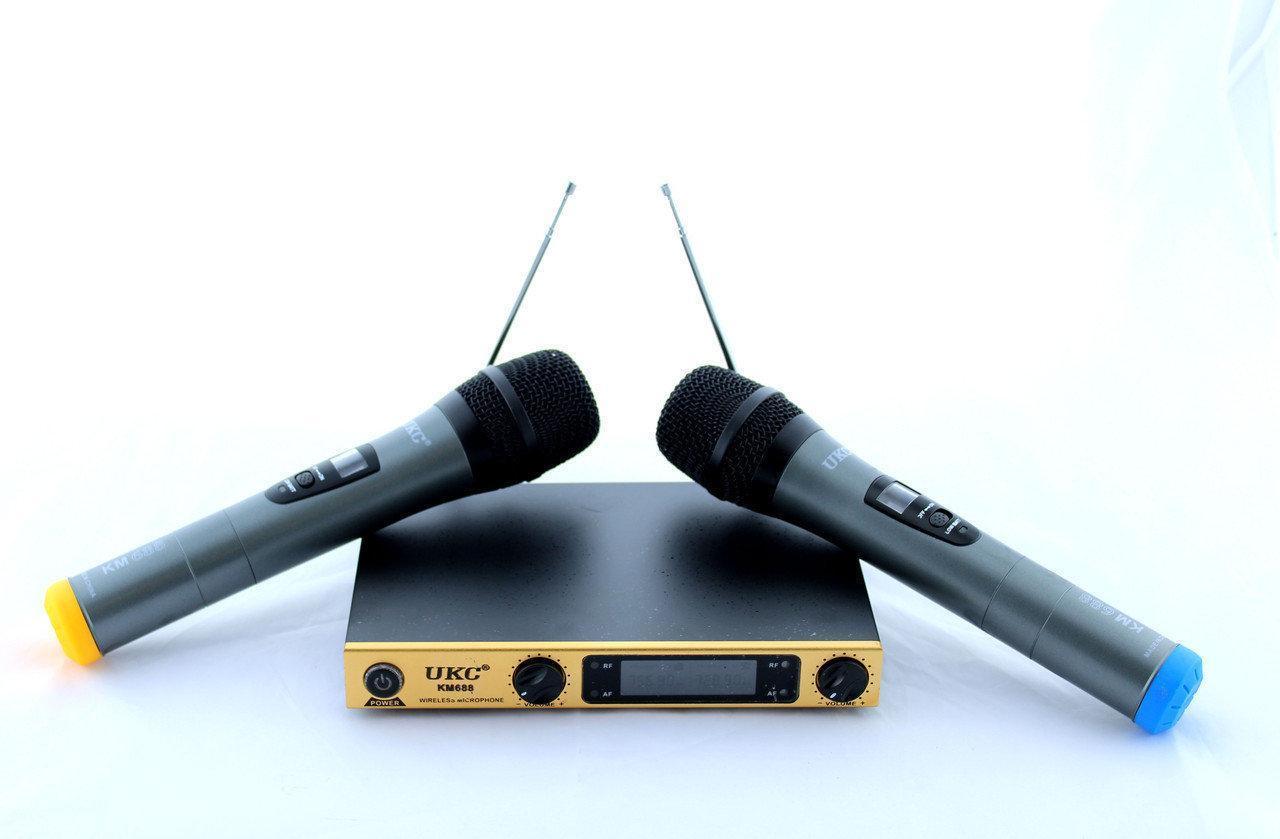 Микрофон DM UKC-688  Профессиональная радио система