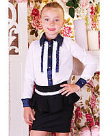 """Детская школьная блуза для девочки """"B22"""""""