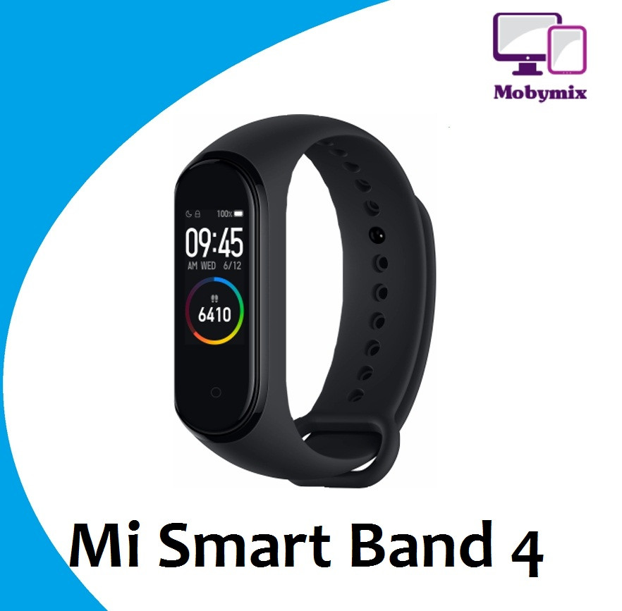 """Оригинальный фитнес браслет Xiaomi Mi Smart band 4 , amoled, 0.95"""" (Альтернатива Honor Band 4,5))"""