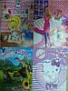 Разрисовка с наклейками (Губка Боб,Китти,Спайдер,Барби...), фото 2