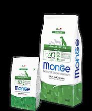 Monge MAXI ADULT CHICKEN & RICE сухой корм для собак крупных пород КУРИЦА и РИС 15кг