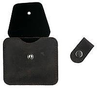 Кожаный чехол Valenta для наушников Коричневый (Н282)