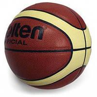 Игровой баскетбольный мяч MOLTEN BGF7, basketball, NBA