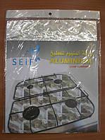 Фольга для покрытия варочной поверхности SEIF aluminium