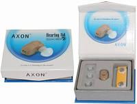 Усилитель слуха Axon K-83. Надежное крепление; 130±5 dВ