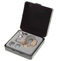 Слуховой аппарат Xingma XM907. Увеличение звука: 40±7dB, удобный футляр
