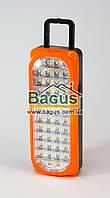Лампа (фонарь) LED (44 лампы) YJ-6804TP