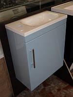 Умывальник из литого мрамора 500*250 Fancy Marble LINNEA