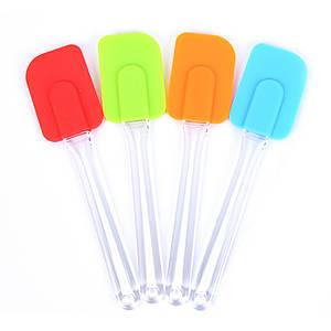 Кулинарная силиконовая лопатка для кухни 24 см 150733