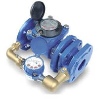Счетчики Powogaz комбинированные MWN/JS-150/10-S для холодной воды