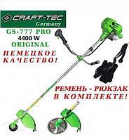 Бензокоса Craft-tec GS-777