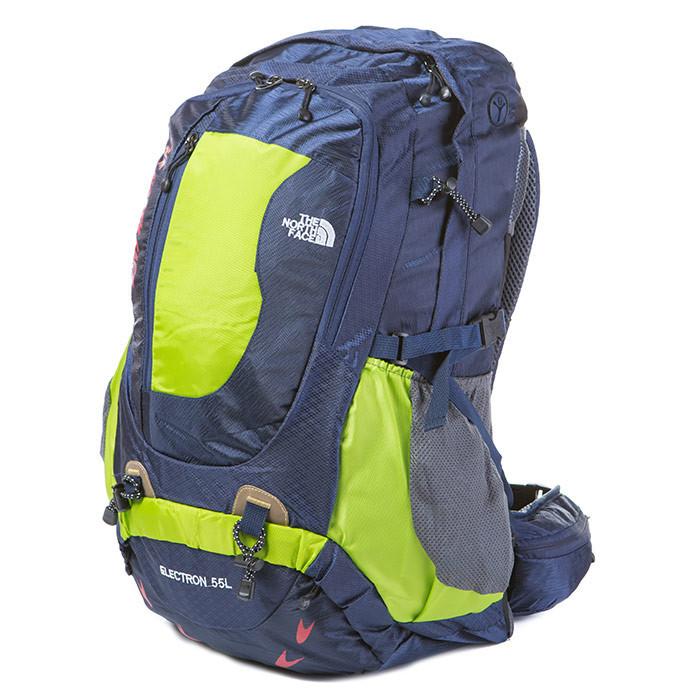 Рюкзак туристичний N. F. Electron 55L 208-1 темно синій