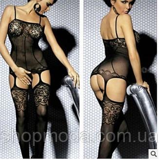 Эротическое женское белье.Эротический боди-комбинезон., фото 2