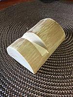 Підставка EcoLife під телефон iPhone з натуральної деревини. Модний ГОРІХ.