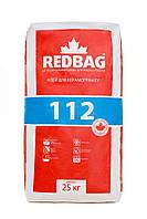 Клей для керамогранита 112 Redbag 25 кг (48 шт/паллета)