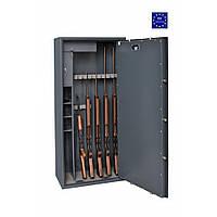 Сейф оружейный GH.750.ET (10 стволов) (ВхШхГ - 1500х750х395), фото 1