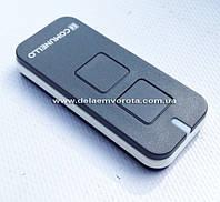 Comunello VIC-2. 2-х канальный пульт ДУ для ворот и шлагбаумов.