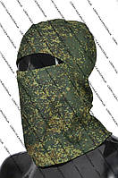 Защитно - камуфляжная маска Цифровая флора