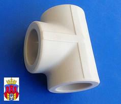 Тройник 32 для полипропиленовых труб Krakow