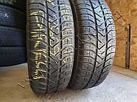 Зимние шины бу 185/60 R15 Pirelli