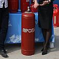 Газовый баллон на 50 литров, фото 3