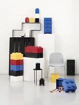 Одноточечный круглый желтый контейнер для хранения Lego 40301732, фото 3
