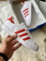 Женские кроссовки Adidas Superstar White\Женские кроссовки Адидас Супер Стар\adidas\Адідас