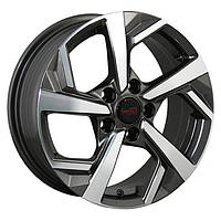 Литые диски Replica Nissan (NS544) R18 W7 PCD5x114.3 ET40 DIA66.1 (GMF)