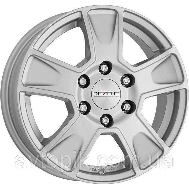 Литые диски Dezent Van R16 W6.5 PCD5x130 ET60 DIA89.1 (dark)