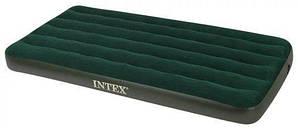 Односпальный надувной матрас Intex 66967 (99 x 1.91 x 22 см) Prestige Downy Airbed