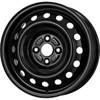 Стальные диски ALST (KFZ) 7530 R15 W5.5 PCD4x100 ET36 DIA54.1 (black)