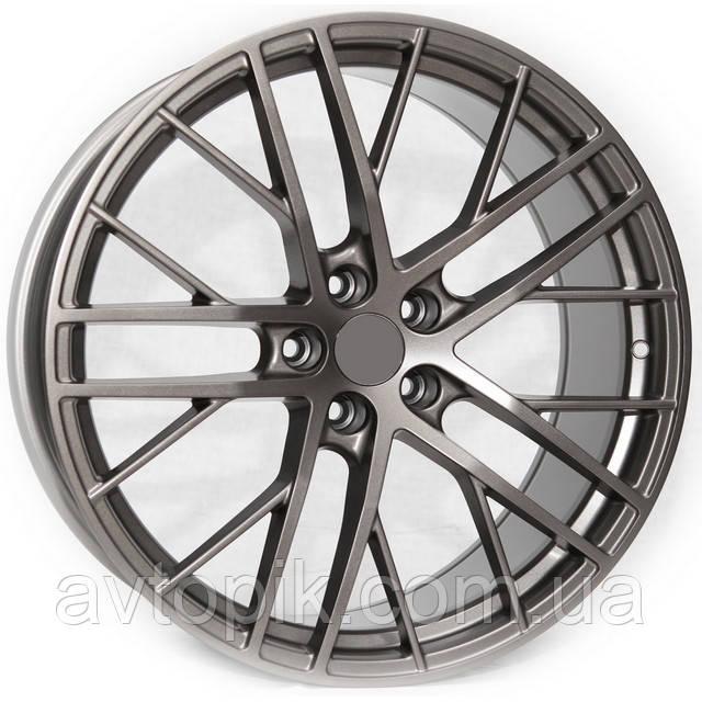Литые диски Replica Porsche (PR998) R20 W10 PCD5x112 ET19 DIA66.6 (GMF)