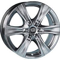Литые диски Replica Toyota (JT1331) R17 W7.5 PCD6x139.7 ET30 DIA110.1 (silver)