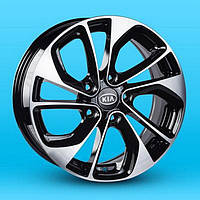 Литые диски Replica Hyundai (JT1674) R16 W6.5 PCD5x114.3 ET37 DIA67.1 (BP)