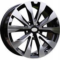 Литые диски Replica Mazda (MZ507) R18 W7.5 PCD5x114.3 ET50 DIA67.1 (GMF)