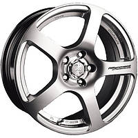 Литые диски Racing Wheels H-125 R14 W6 PCD4x100 ET38 DIA73.1 (HS)