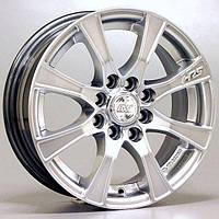 Литые диски Racing Wheels H-476 R15 W6.5 PCD4x114.3 ET40 DIA73.1 (BK-F/P)