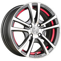 Литые диски Racing Wheels H-346 R15 W6.5 PCD5x112 ET40 DIA73.1 (HS)