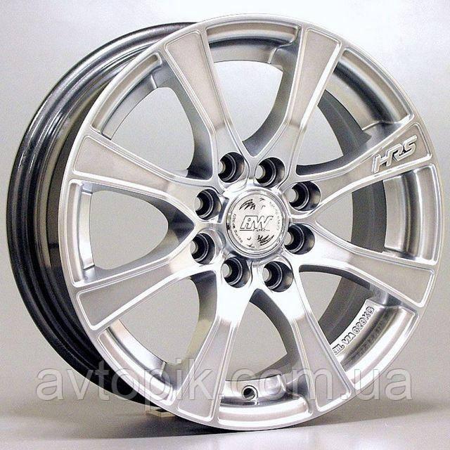 Литые диски Racing Wheels H-476 R15 W6.5 PCD4x100 ET40 DIA73.1 (HS)