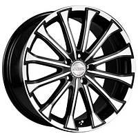 Литые диски Racing Wheels H-461 R20 W8.5 PCD5x114.3 ET35 DIA67.1 (BK-F/P)