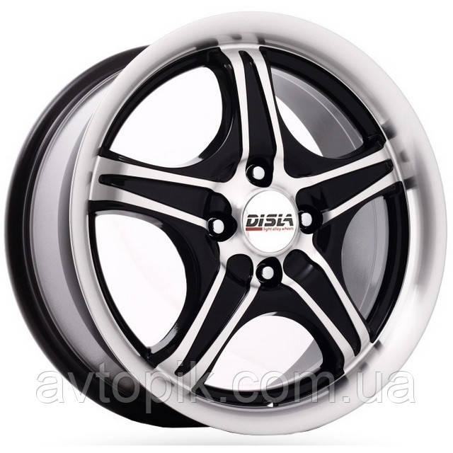 Литые диски Angel Star R13 W5.5 PCD4x98 ET30 DIA67.1 (silver)