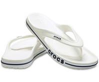Мужские вьетнамки Crocs Bayaband Flip белые