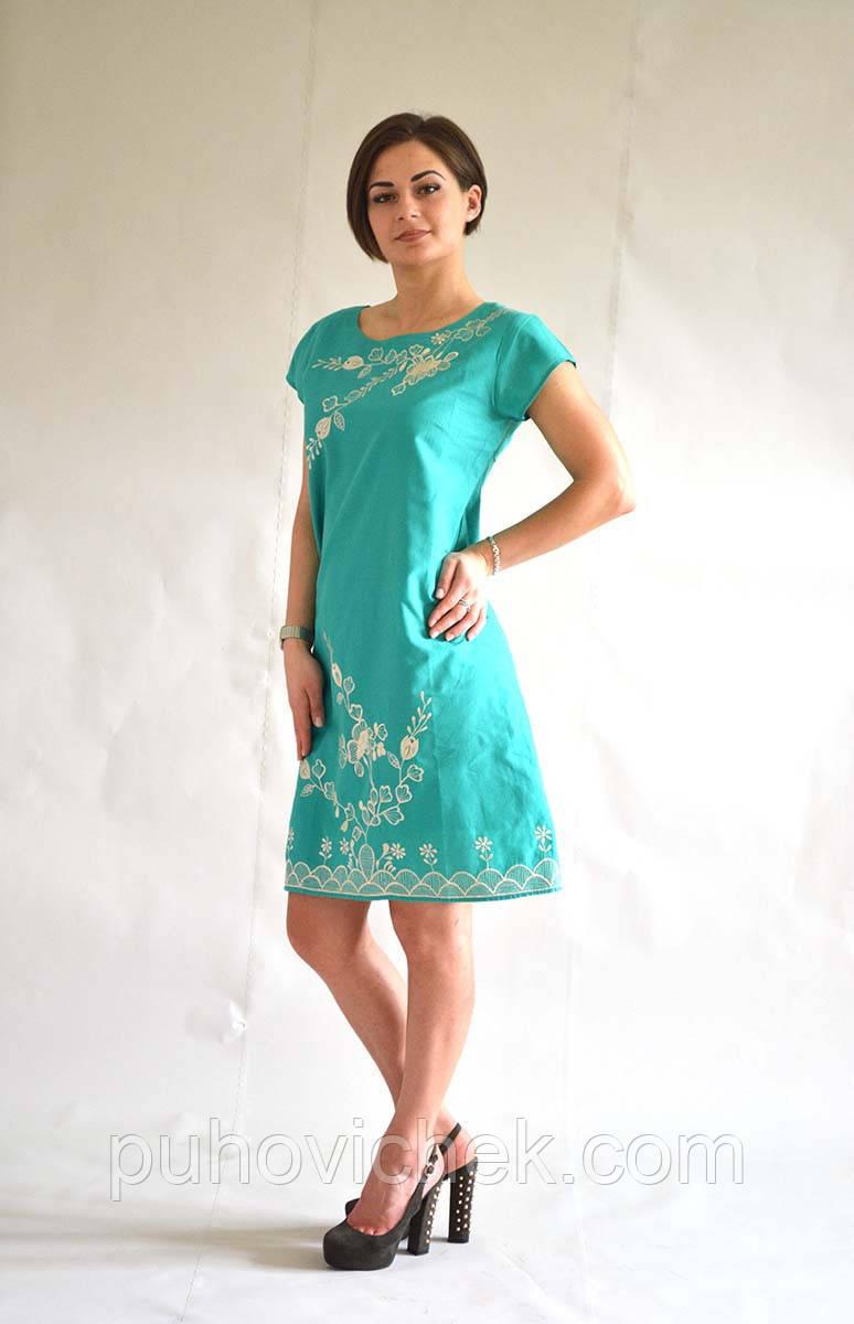 Модное летнее платье женское