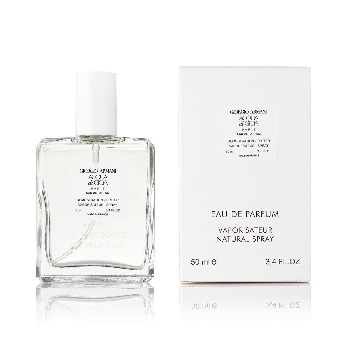 50 мл тестер міні-парфуми Giorgio Armani Acqua di Gioia (ж)