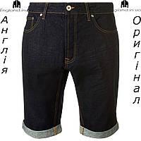 Шорты джинсовые бриджи мужские SoulCal из Англии - для прогулок