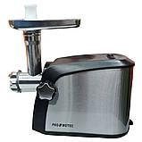 Электромясорубка с соковыжималкой PROMOTEC PM-1055, фото 3